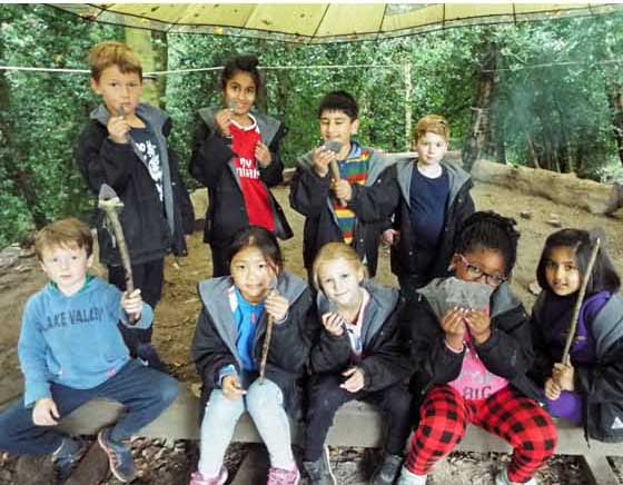 Year 4 Stone Age Tools