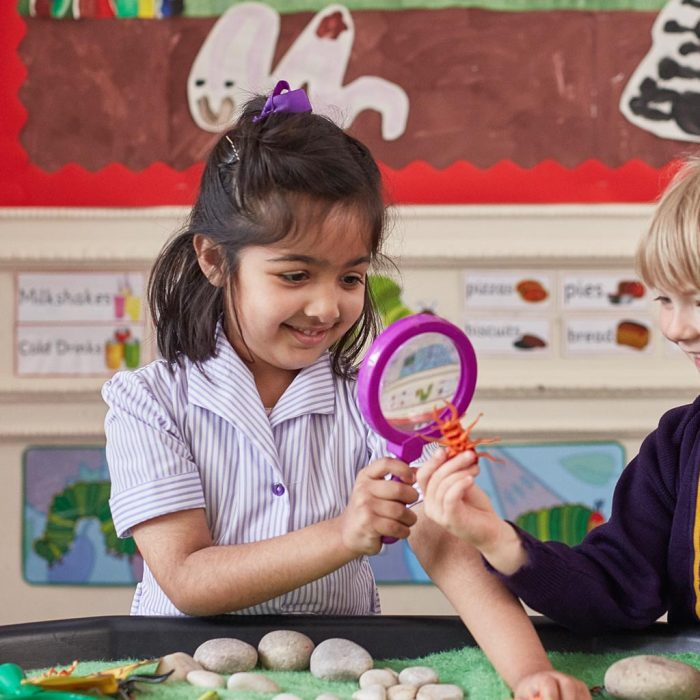 Open Morning (Early Years) – Movement and Sensory Play