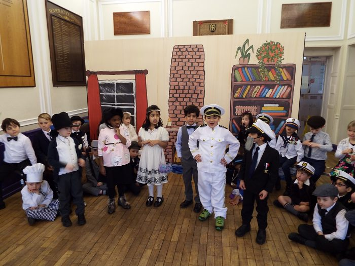KS1 Titanic Workshop
