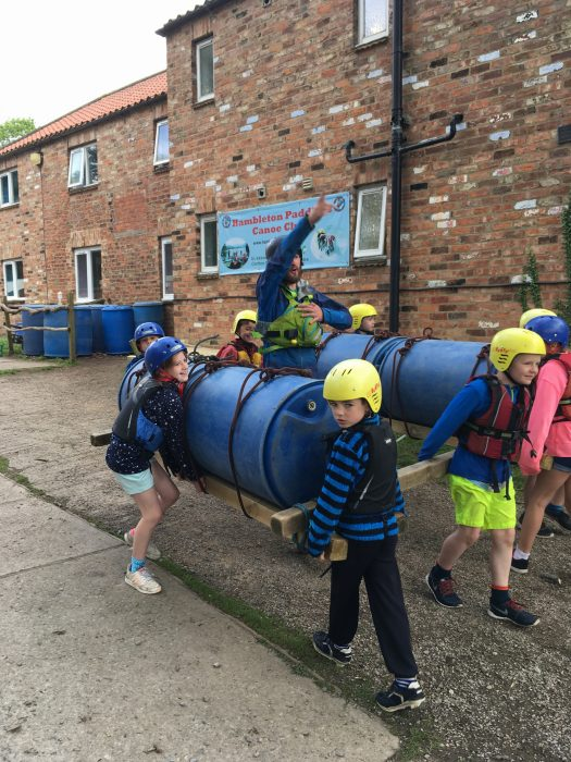 Year 3 Residential to Carlton Lodge